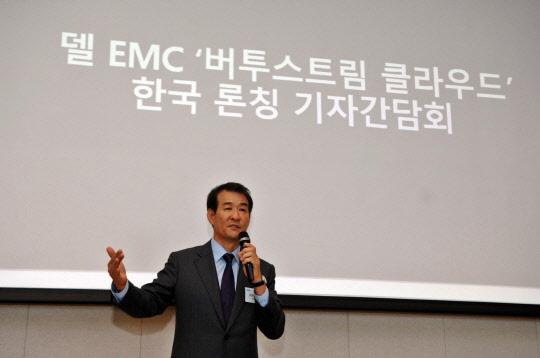 삼성SDS-델EMC, 클라우드 공략 손잡았다